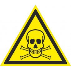 W03 Опасно. Ядовитые вещества