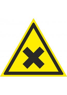 W18 Осторожно. Вредные для здоровья аллергические (раздражающие ) вещества
